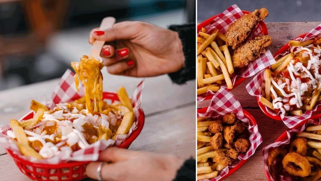 Lord of the Fries are opening on the Gold Coast this Wednesday!!!