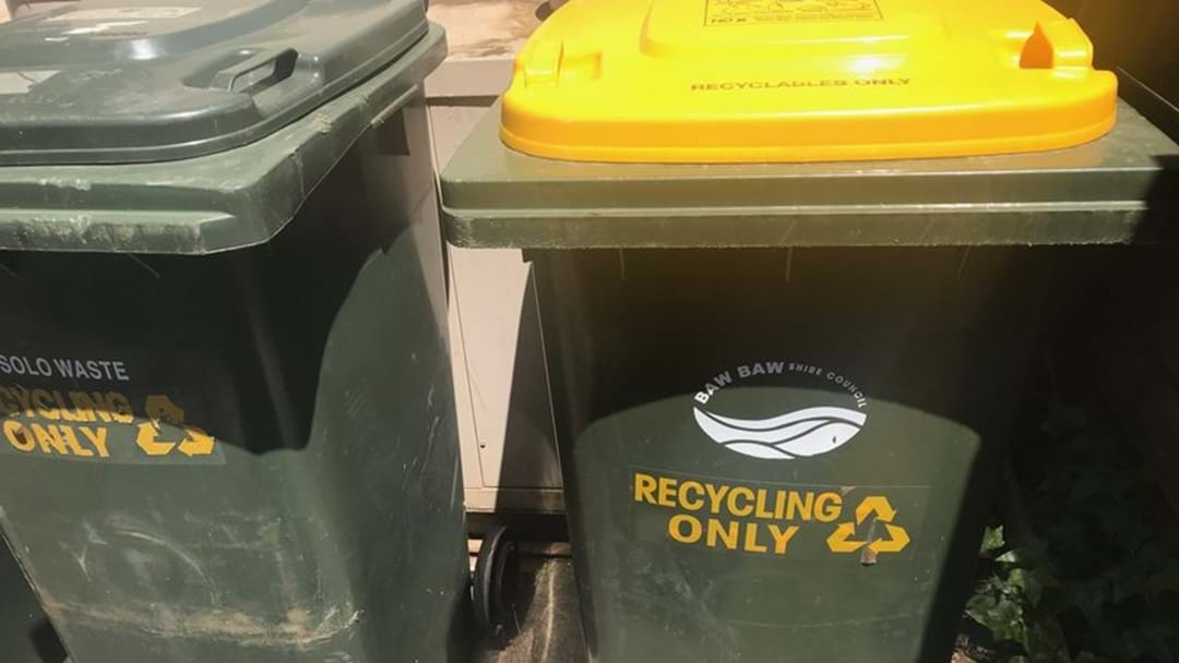 Latrobe Valley Residents Congratulated On Recycling Efforts Over The Past Year