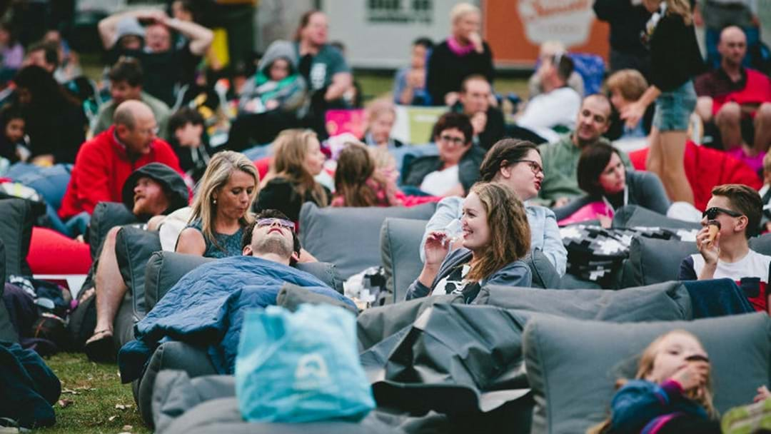 CANBERRA'S FAVOURITE OPEN AIR CINEMA IS BACK!