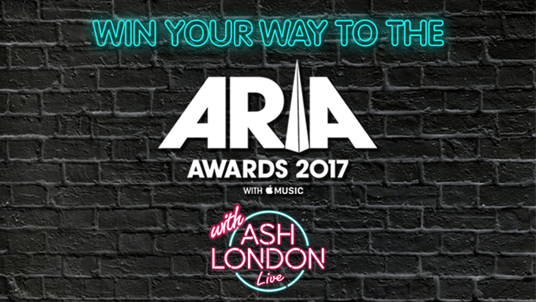 Win Your Way to the ARIAs with Ash London LIVE