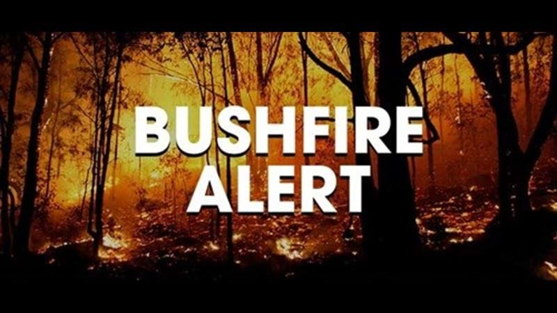 Article heading image for  Dalrymple Heights Bushfire As At 8.30am Wed 28 Nov