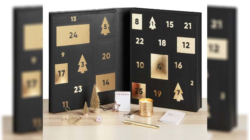 Article heading image for Kikki.K Has A Brand New Advent Calendar Out That's Chic AF