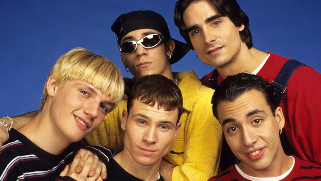 Article heading image for The Backstreet Boys Farted During One Of Their Songs And It Made The Final Edit!
