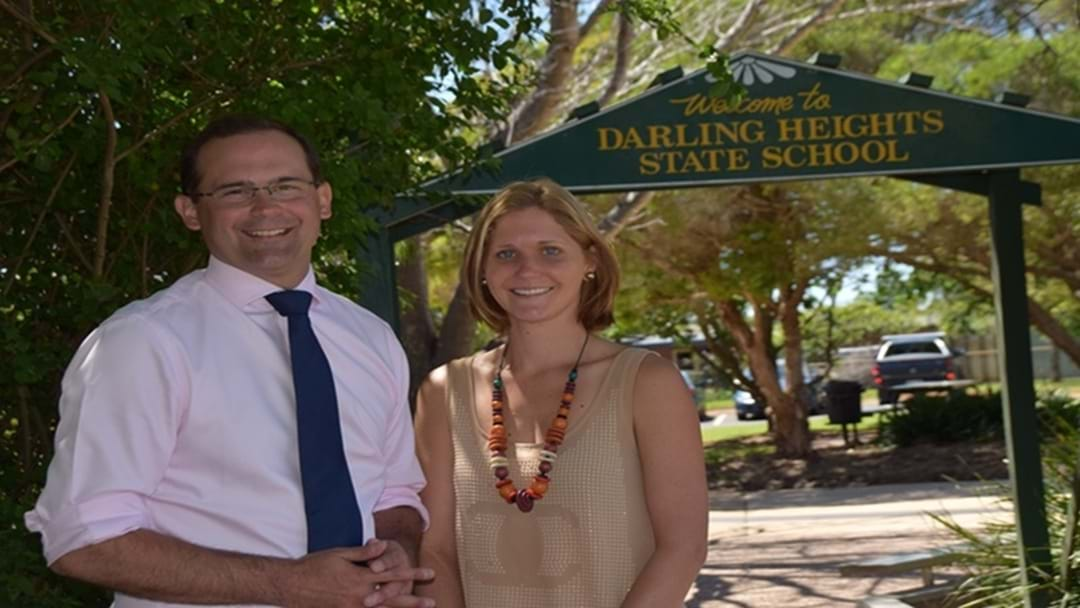 David Janetzki Will Deliver Air-conditioning to Keep Special Needs Students Cool at Darling Heights State School