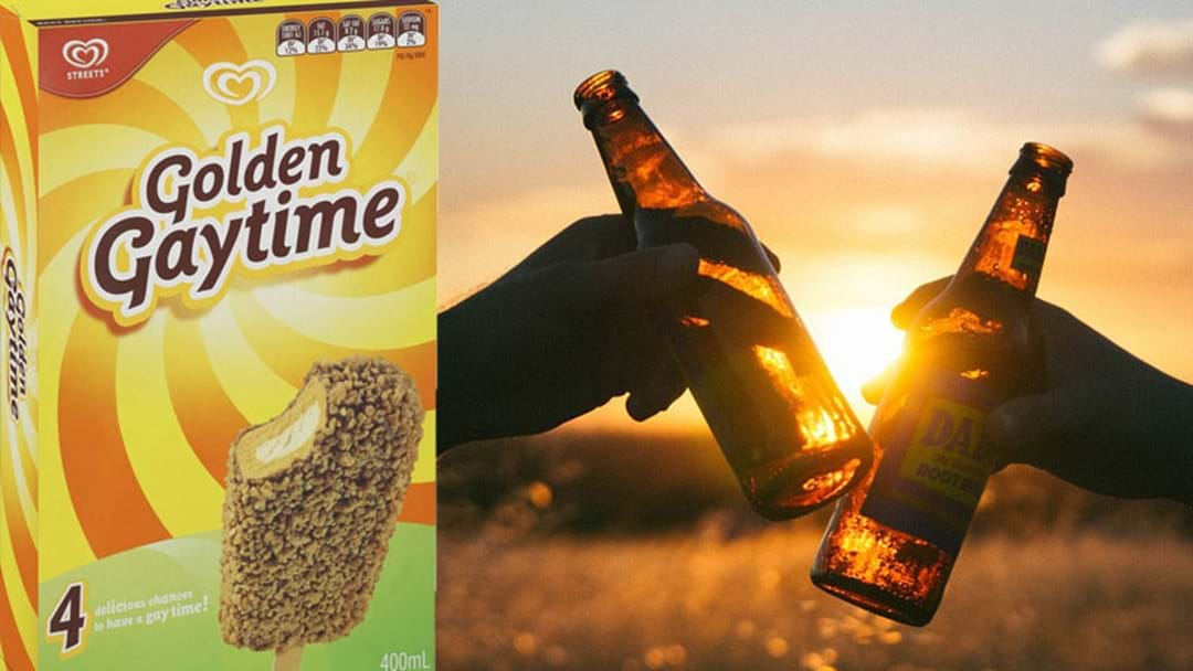You Can Buy Golden Gaytime Beer Now 'Coz Apparently We're In Heaven