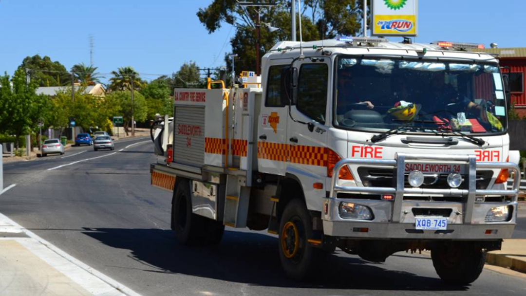 SA's Sixth Straight Day Above 30 Brings Fire Danger