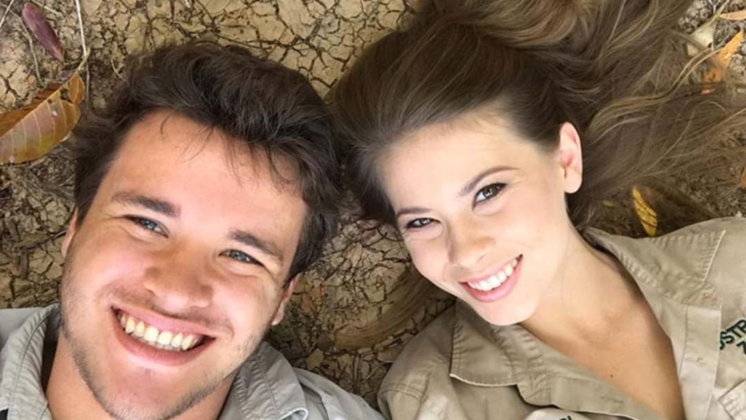 Bindi Irwin Wishes Boyfriend Chandler Happy Bday With The Cutest Message & We're Crying