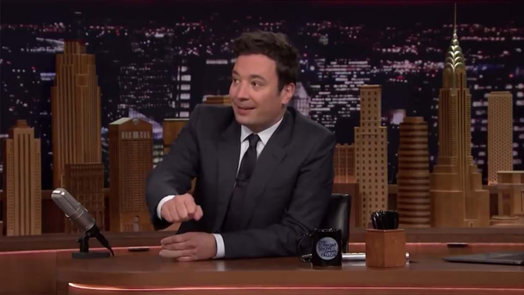 Jimmy Fallon Struggled To Hold Back Tears As He Paid Tribute To His Mother