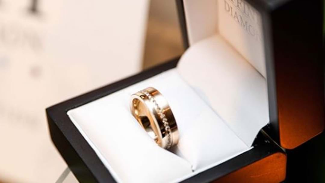 Affinity Diamonds Launches Australia's First Range Of Wedding Rings For Same-Sex Couples