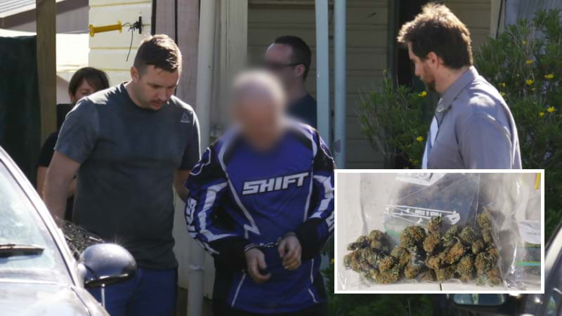 Article heading image for PHOTOS, VIDEO | Police Smash Hunter Drug Ring