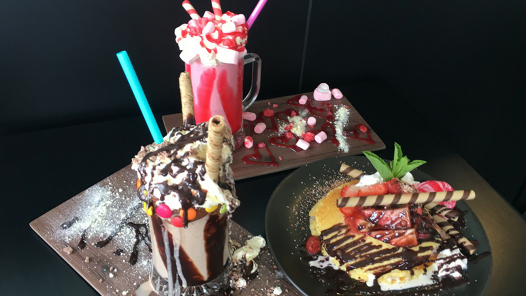 New Southport cafe serves up freak shakes that bring all the boys to the yard