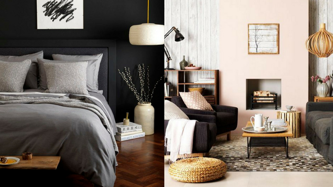 The paint colors you will see in every home in 2018