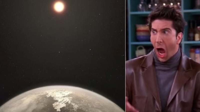 A New Planet Has Been Discovered... And It's Called 'Ross&#39