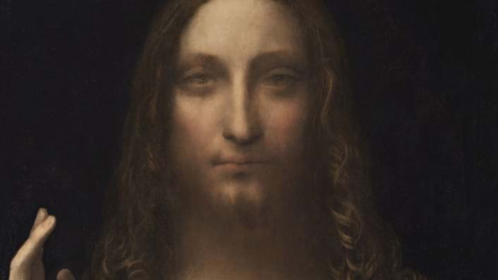 Leonardo Da Vinci Painting Snapped Up For $591 Million At Auction