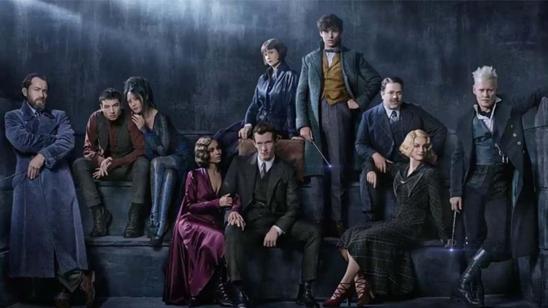 J.K Rowling Defends About Casting Johnny Depp As Grindelwald