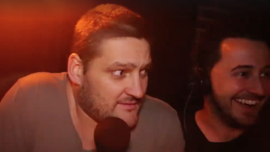 Fev Braved The Ghost Train At Dracula's And You Won't Stop Laughing At The Video!