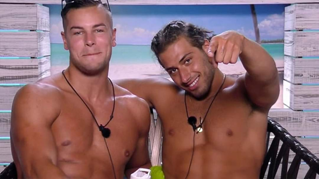 Love Island's Chris & Kem Spinoff Is Finally Up On 9Now!