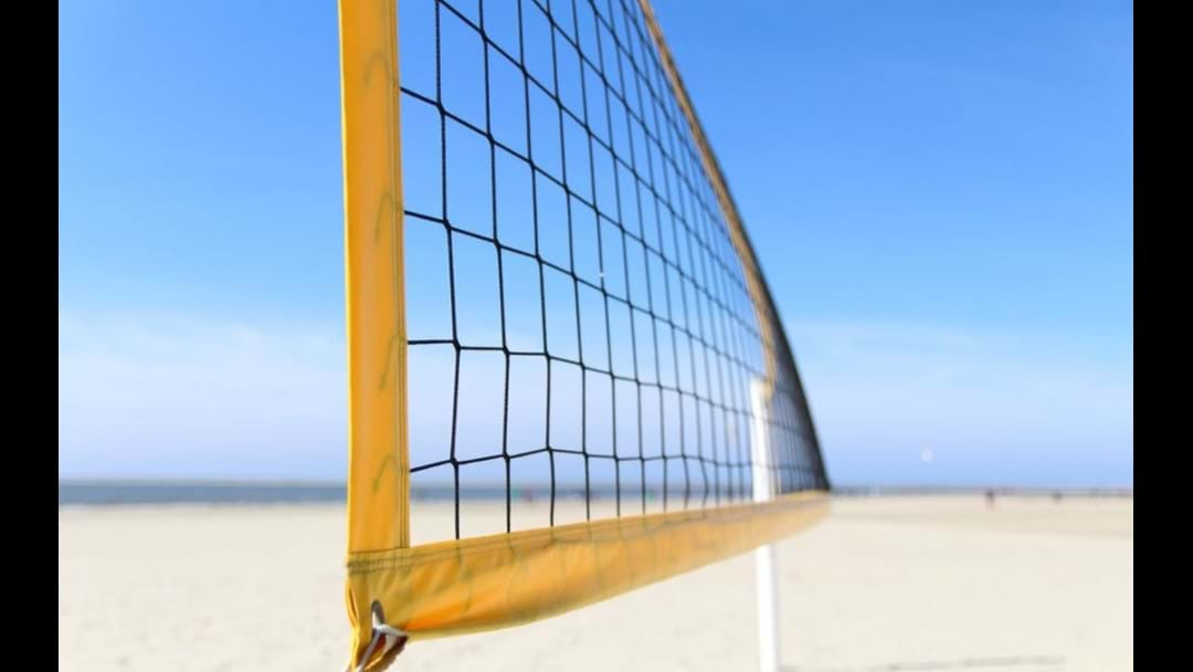 Volleyball signs on for Australian Beach Games