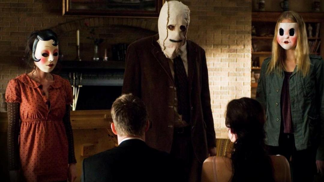 WATCH: 'The Strangers' Got A Sequel & The Trailer Is Horrifying