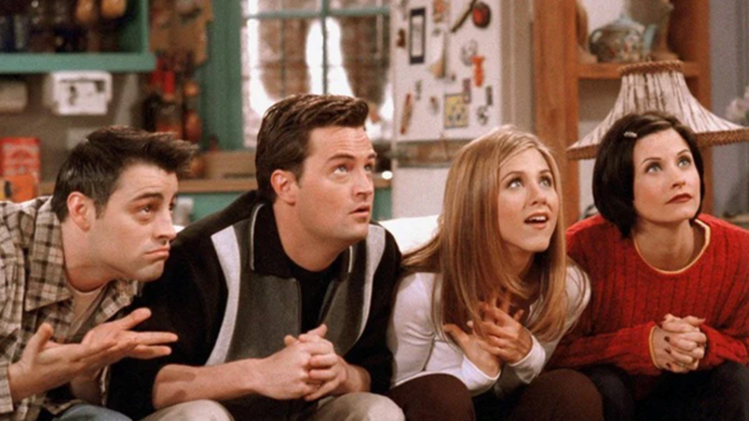 Could we BE anymore excited for Friends Trivia Night?
