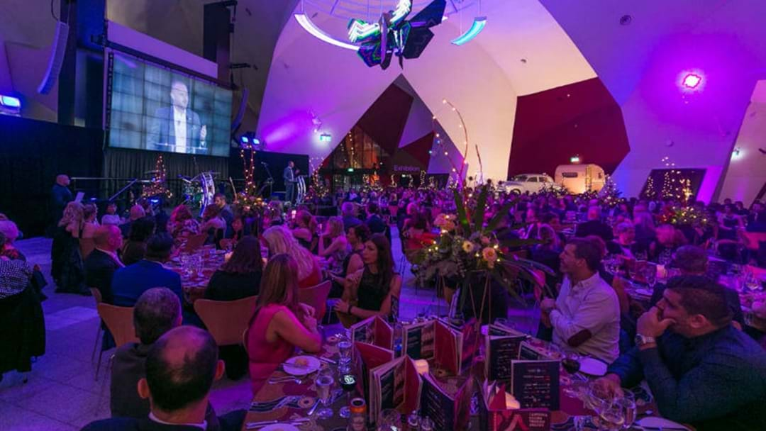 LOCAL ATTRACTIONS CLEAN UP AT CANBERRA REGION TOURISM AWARDS
