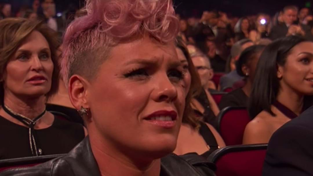 P!nk Was The Best Thing About The AMAs & Here's Why