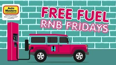 Free Fuel RnB Fridays Is Here!