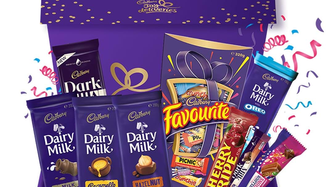 Cadbury Has Launched Its First Delivery Service, Just In Time For Christmas!
