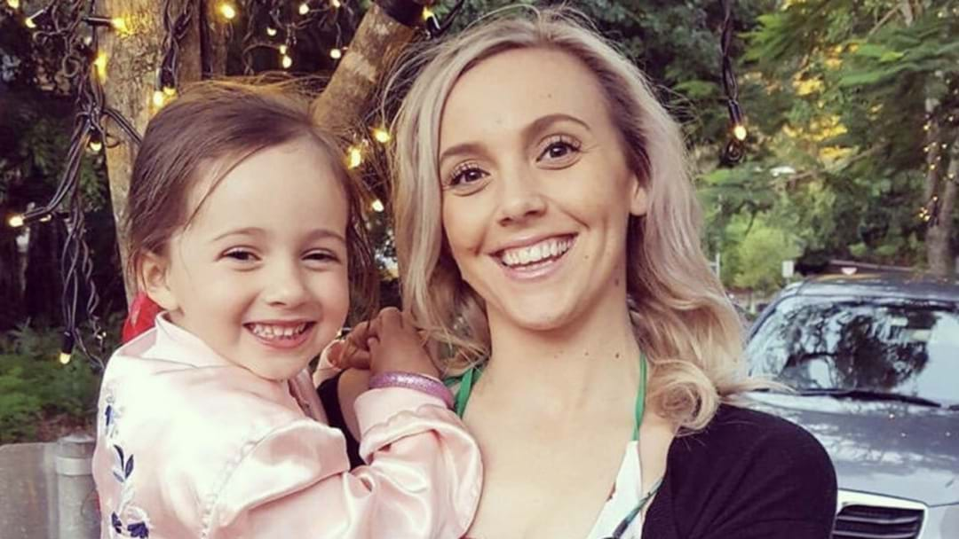 COMMUNITY RALLIES FOR SINGLE CANBERRA MUM WITH RARE CANCER