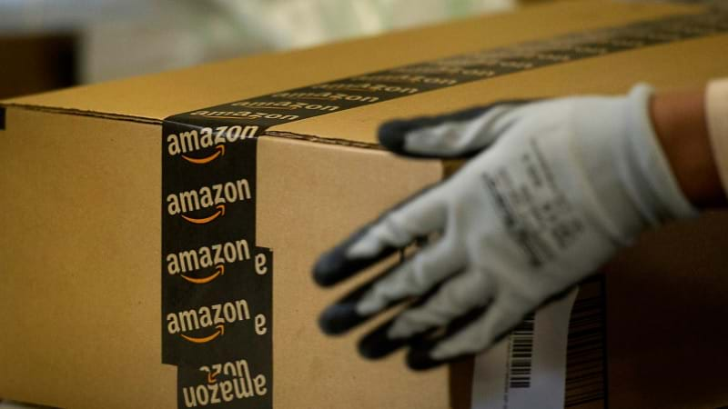 Christmas is sorted because Amazon launches in Australia this Friday
