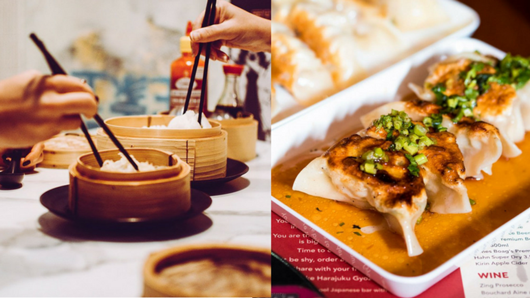 The most mouth watering dumplings you MUST try on the Gold Coast