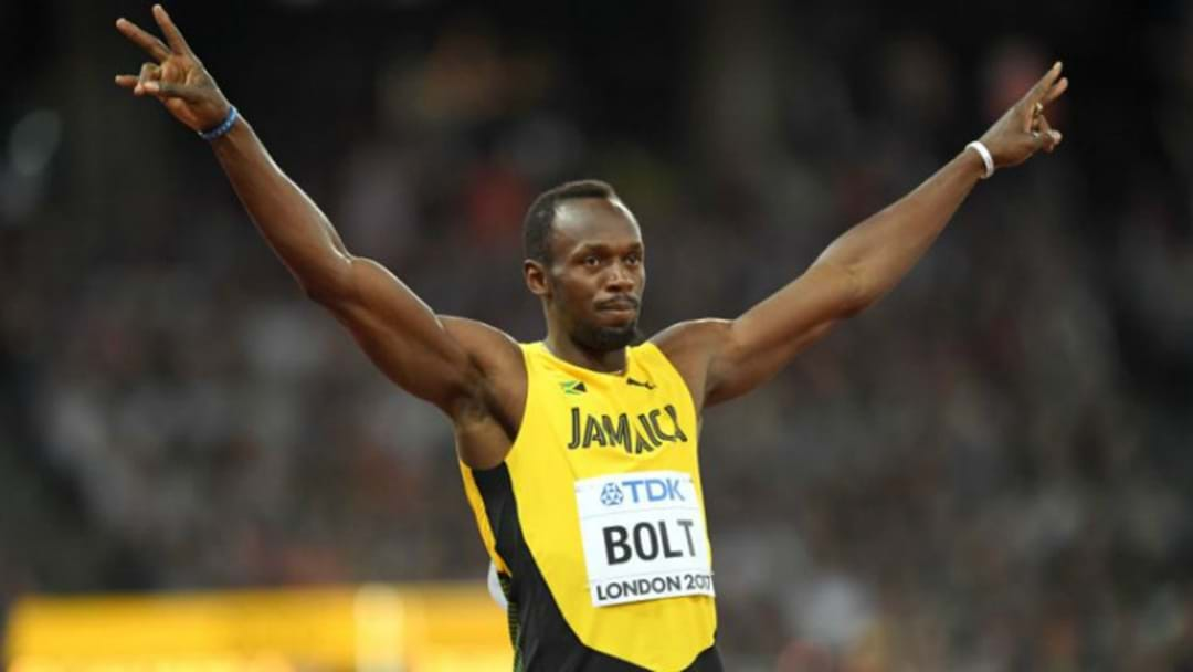 Could Usain Bolt Be On Field With The Mariners?