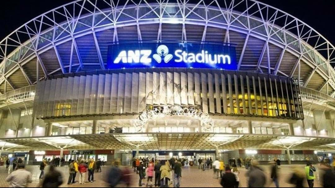 Government Drops Plans To Knock Down ANZ Stadium