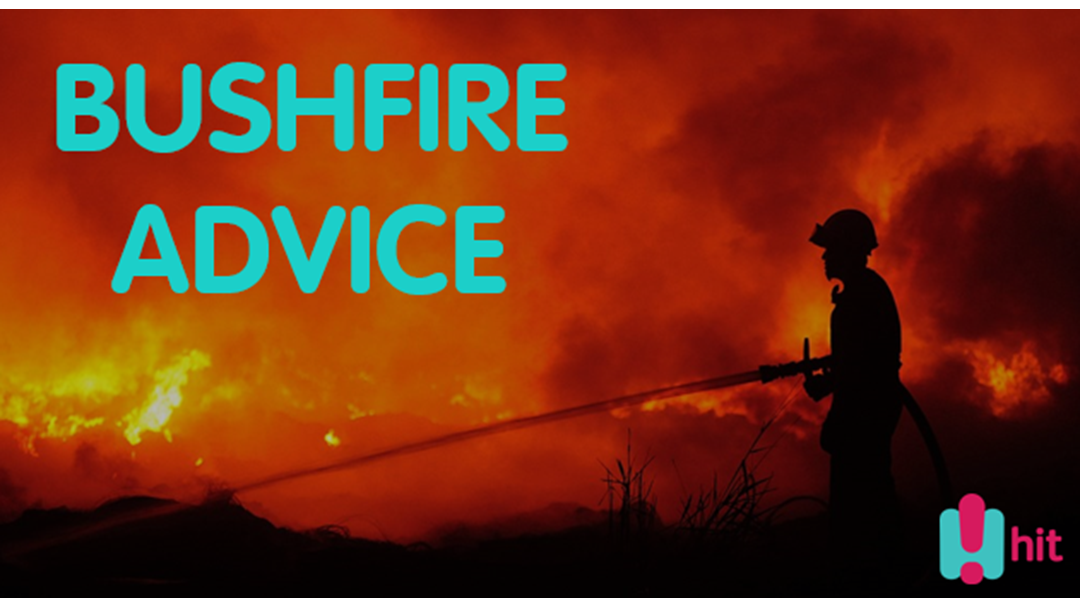 Bushfire ADVICE for 15km east-north-east of Denmark in the CITY OF ALBANY