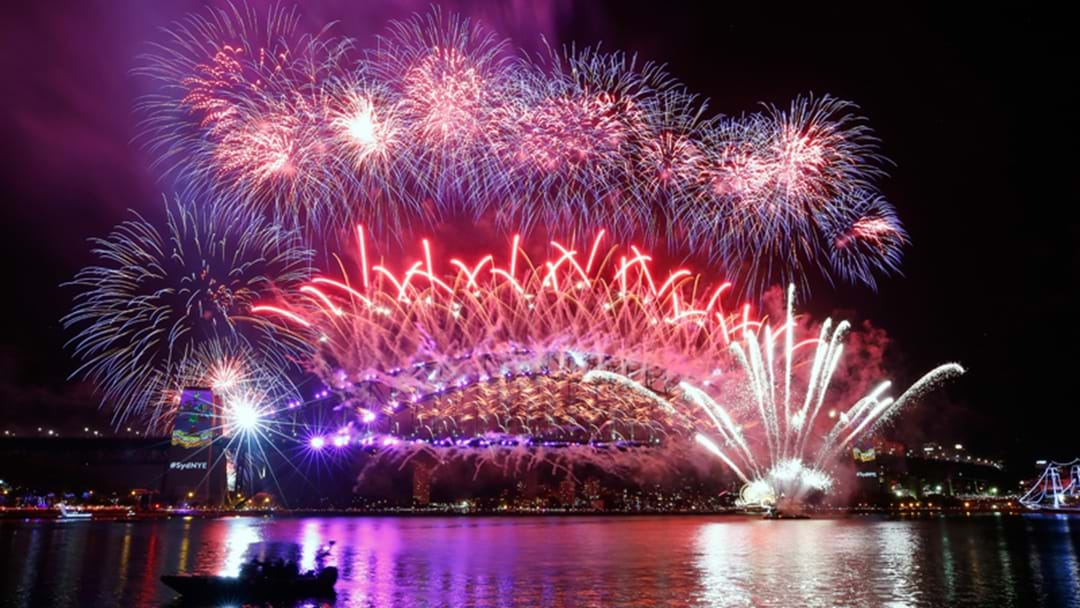 Sydney's New Year's Eve Was Truly A Magical Sight!