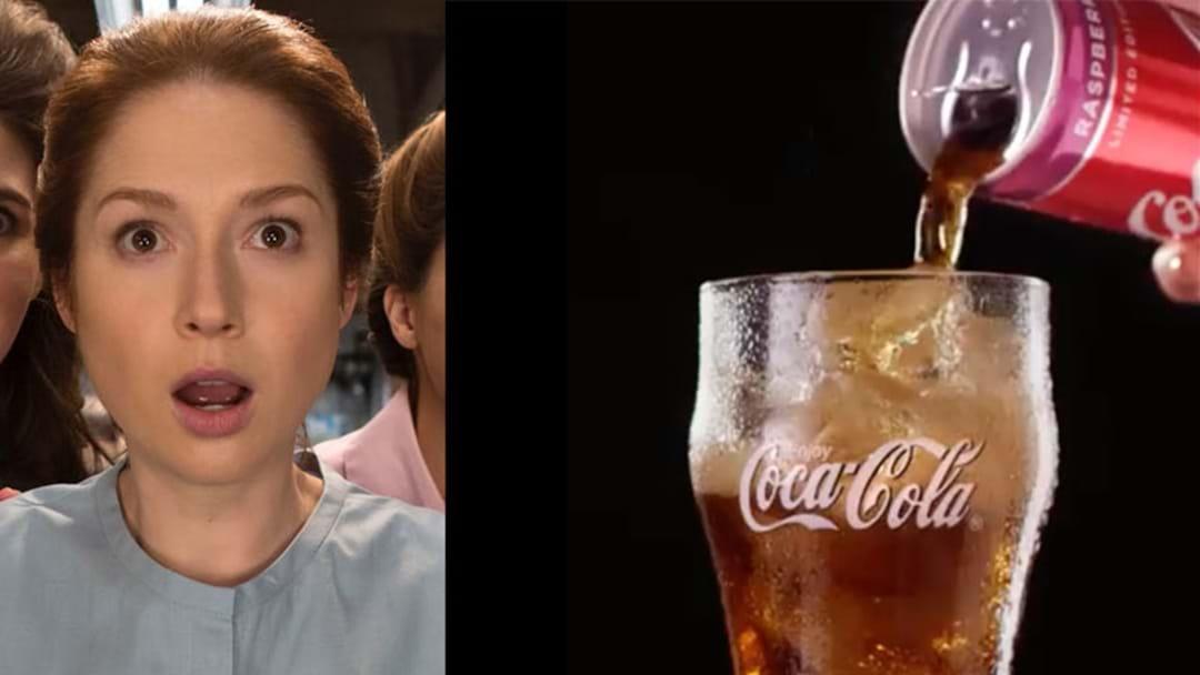 'Coke Orange No Sugar' Now Exists