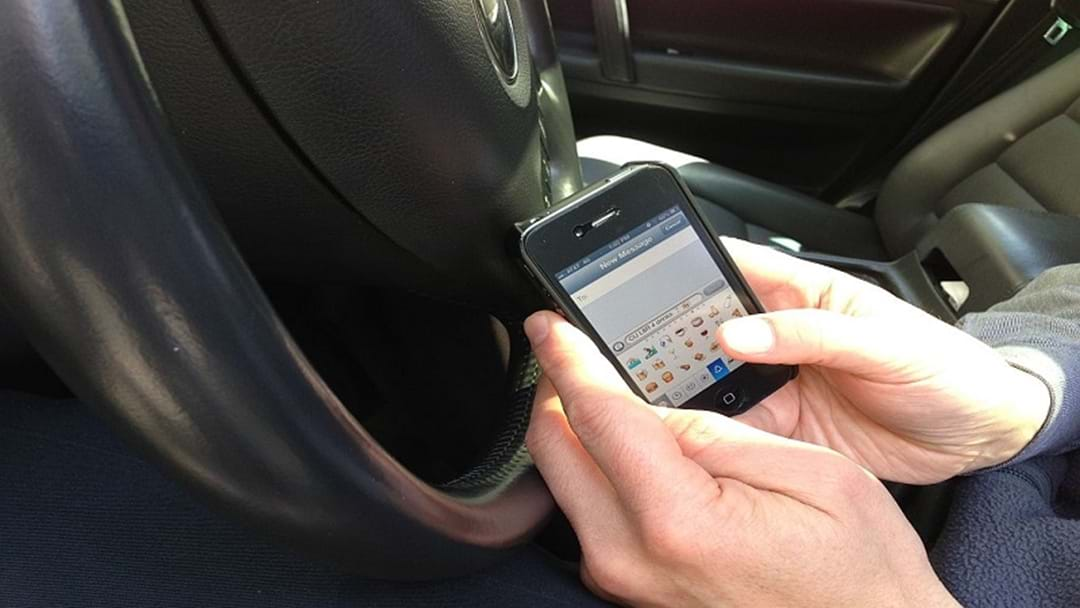 Jimi's Idea For Drivers Caught Texting
