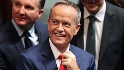 Why Bill Shorten Called Angus