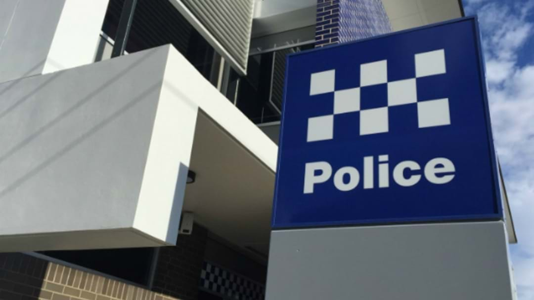 Bloke Caught With Ice In Undies Outside Belmont Police Station