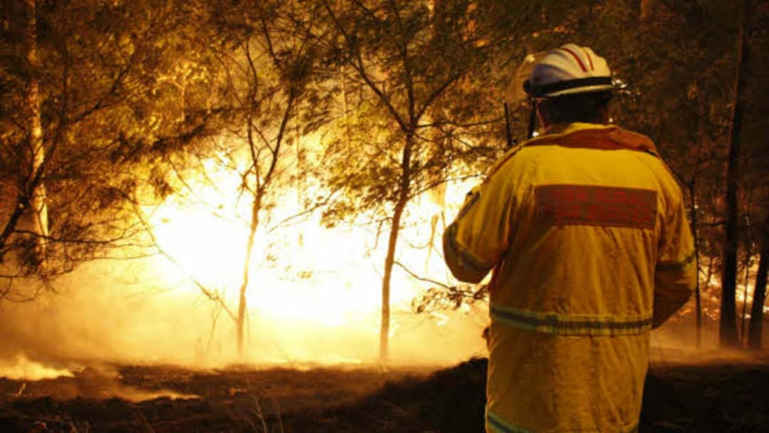 Gippsland Bushfire Season Expected To Start Earlier
