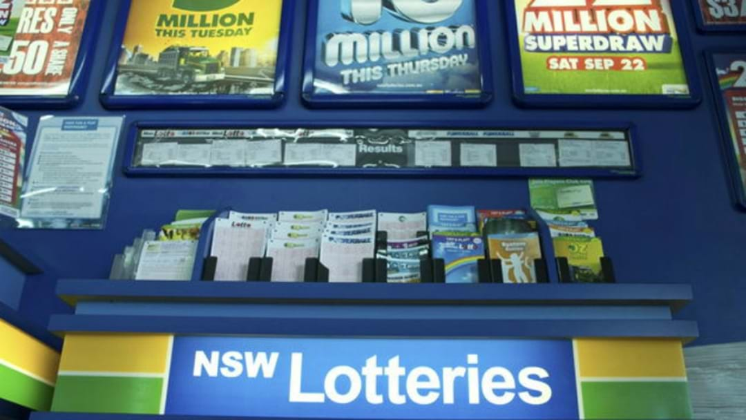 $15 Million Powerball Win In Newcastle