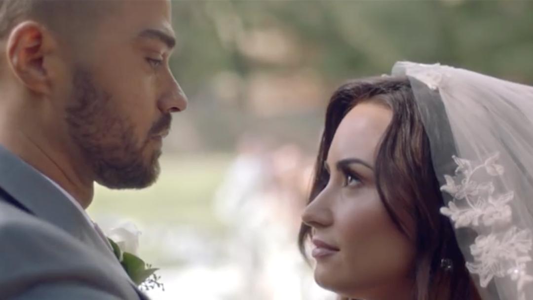 WATCH: Demi Lovato's NEW Music Video Has Us In Tears