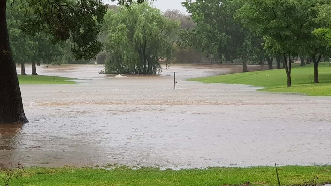 Riverina spared from the worst of weekend flooding