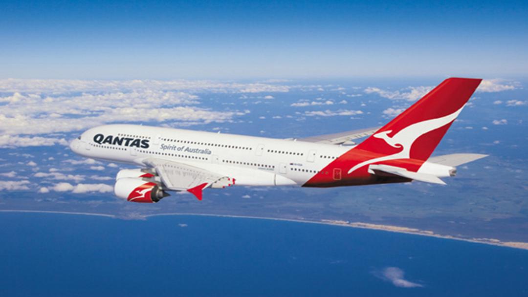Qantas Makes First Flight From ADL-Kangaroo Island