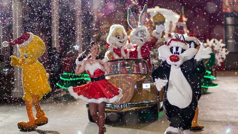Article heading image for It's that time of year! White Christmas is back at Movie World!!!