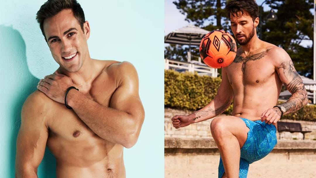 Here Are Just A Few Guys Nominated For Cosmopolitan's Bachelor Of The Year!