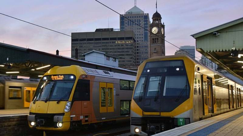 Sydney Prepare For Another Day Of Chaos On Trains Tomorrow