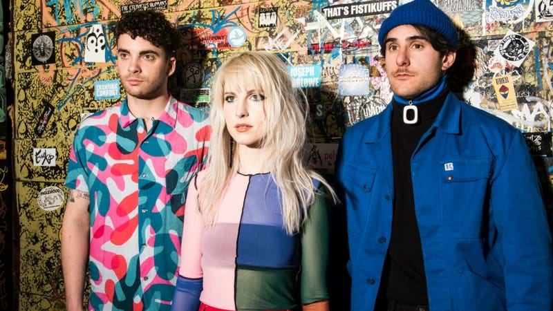 Article heading image for That's what you get! Paramore are coming back to Brisbane!!!