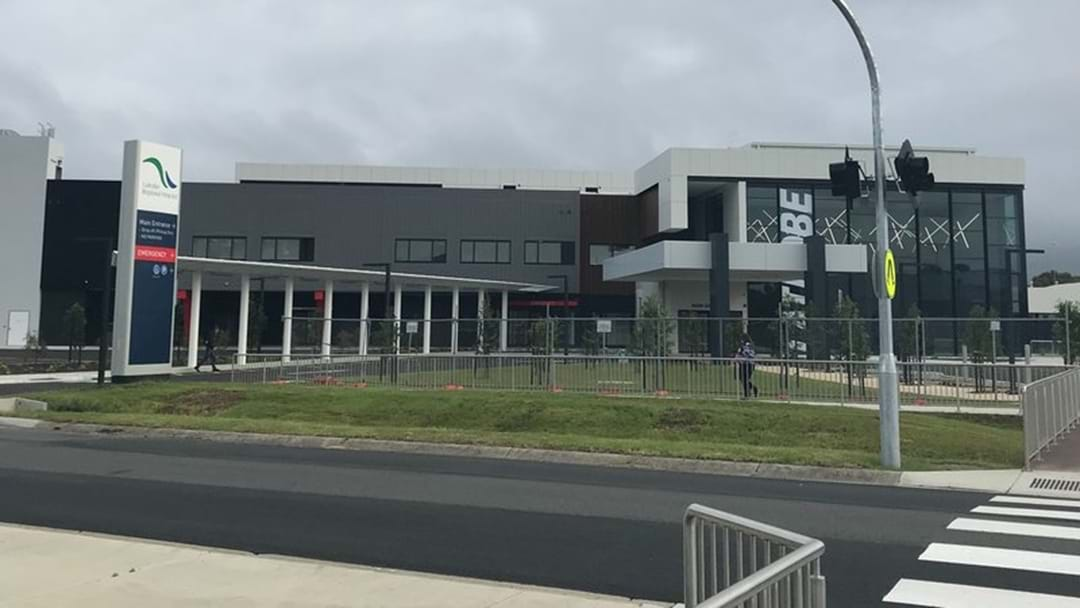 Latrobe Regional Hospital's New Emergency Department Is Now Open