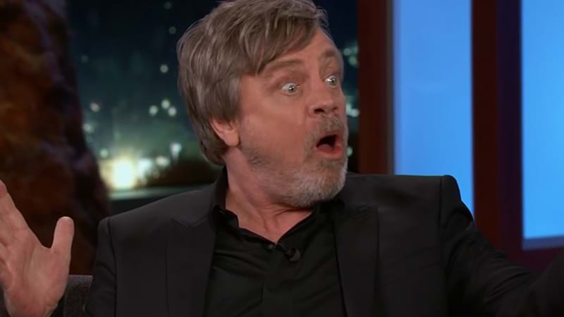 """Article heading image for Mark Hamill Kept The Line """"I Am Your Father"""" A Secret For Almost 2 years"""